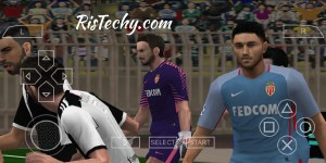 PES 2020 Iso PPSSPP-PSP