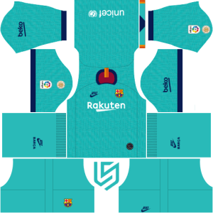 Dream League Soccer Kits Barcelona 2018 — BCMA