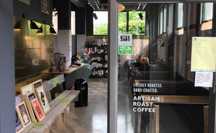 Risteriet Coffee Frederiksberg er åben