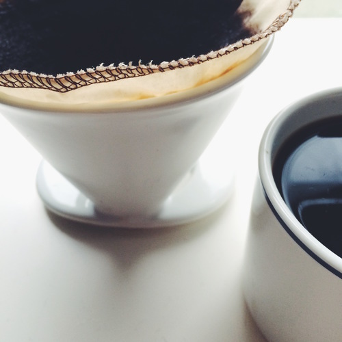 CoffeeSock -øko kaffe filtre