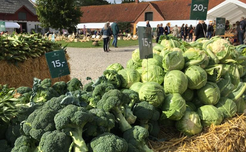 Høstmarked dag 1