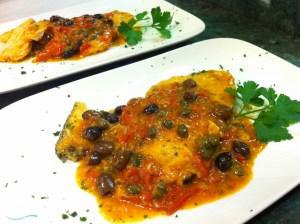 ricette di pesce ristorante da irene
