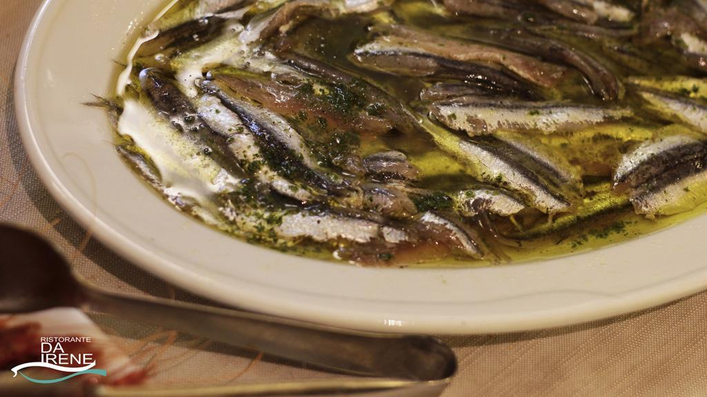 pesce azzurro riccho di omega 3