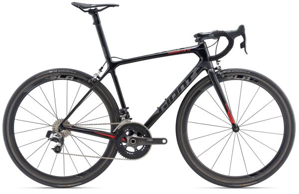 Vendita GIANT TCR ADVANCED SL 0 RED 2019