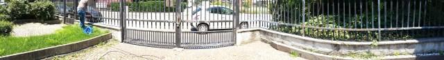 verniciatura recinzioni 07 www.ristrutturazionmilano.com