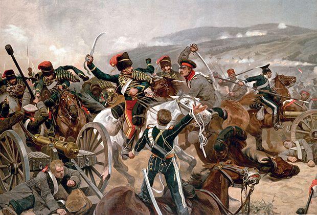 Річард Кейтон Вудвіль. «Балаклавська битва» - фото 60326