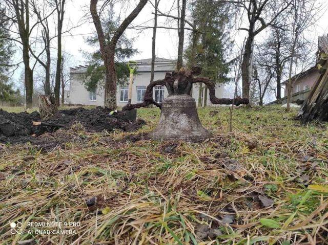 Різдвяне диво на Тернопільщині: віднайшли дзвін, закопаний під час окупації - фото 64159