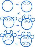 05.Поэтапное рисование для детей простые поэтапные рисунки