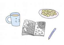 10.Простые картинки для срисовки карандашом