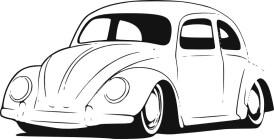 09.Раскраска машины для мальчиков распечатать