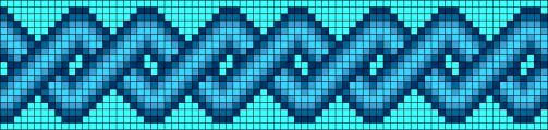 14.Как нарисовать косичку по клеточкам