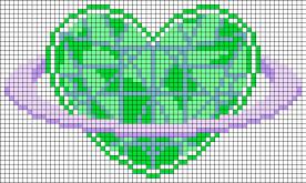 19.крутые рисунки по клеточкам