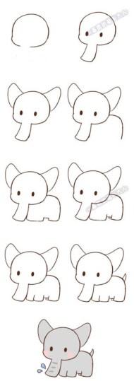 02.милые рисунки для срисовки