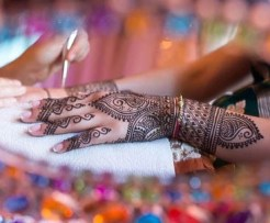 11.рисунки мехенди на руке