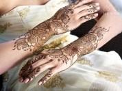 13.рисунки мехенди на руке