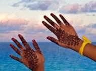 03.рисунки мехенди на руке