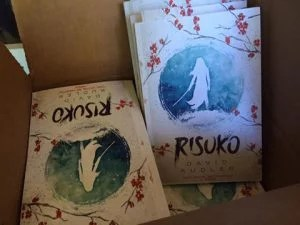 Release day for Risuko (June 15, 2016) is almost here