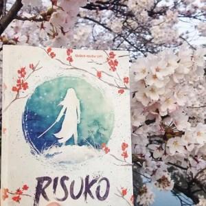 Risuko and Sakura - by Amanda F