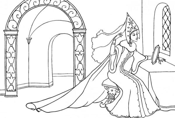 Рисунок богатыря карандашом: как нарисовать, фото ...