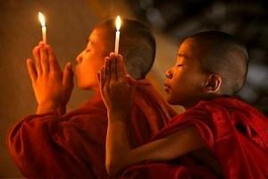 Omaggio al Buddha