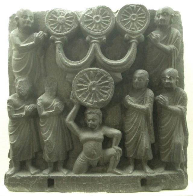 058 Worship of Tiratana, Nathu, at the Indian Museum, Kolkata