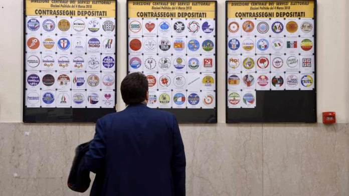 Cartelloni elettorali, generica