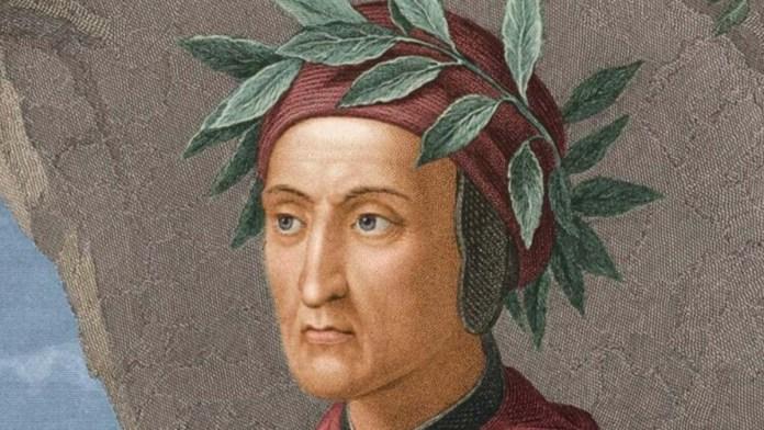 Un ritratto di Dante Alighier
