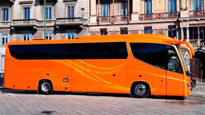 Autobus in attesa