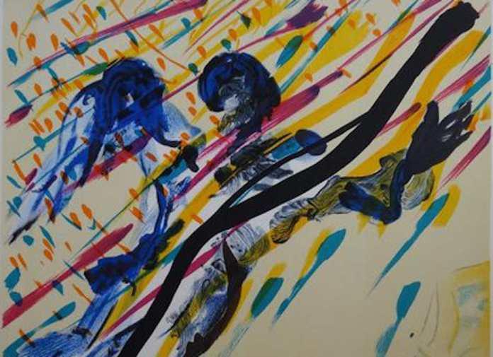 Trasfigurazione, Salvador Dalì