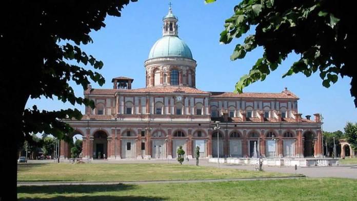 Il Santuario mariano a Caravaggio