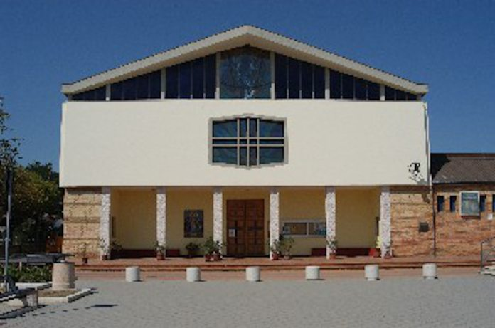 La parrocchia di Casalborsetti