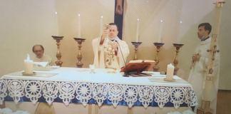 La messa di domenica mattina a San Giuseppe Operaio