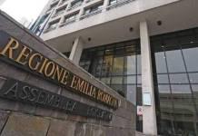 La sede istituzionale dell'Emilia-Romagna