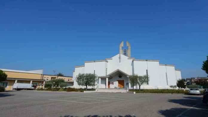 La chiesa dei Santi Simone e Giuda