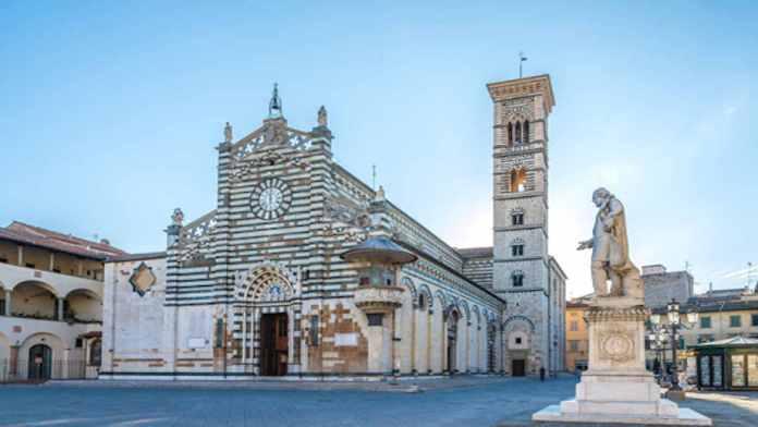 La cattedrale di Prato
