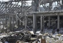esplosione libano