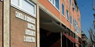 La sede della Camera di commercio di Ravenna