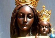 La Madonna pellegrina di Loreto