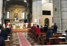 La Messa di martedì 6 a Santa Maria in Porto
