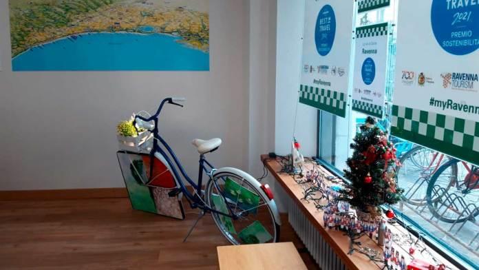 A-Bike donata allo Iat di Ravenna