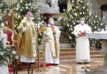 Monsignor Ghizzoni nella Messa per Elisabetta Carbognin