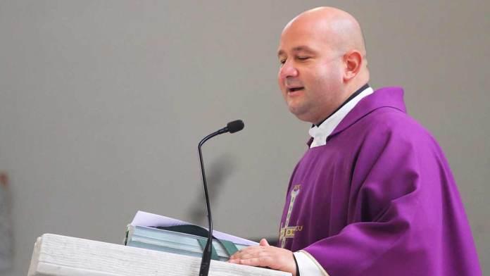 Don Pietro Parisi, parroco di Ponte Nuovo