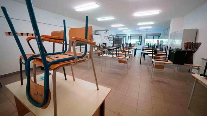 Banchi a scuola