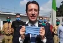 L'ambasciatore Luca Attanasio