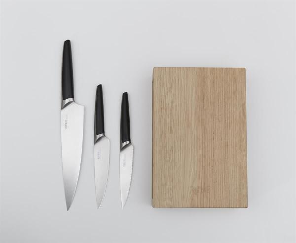 Knivblok RISVIG Lignus