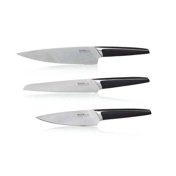 Knivsæt 3 dele