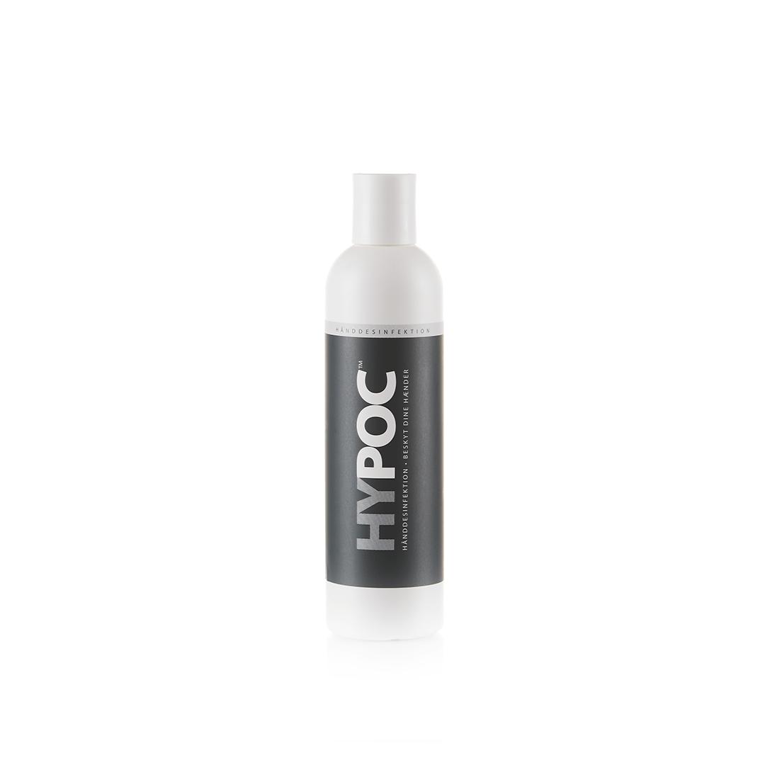 HyPoc 250ml flaske hånddesinfektion