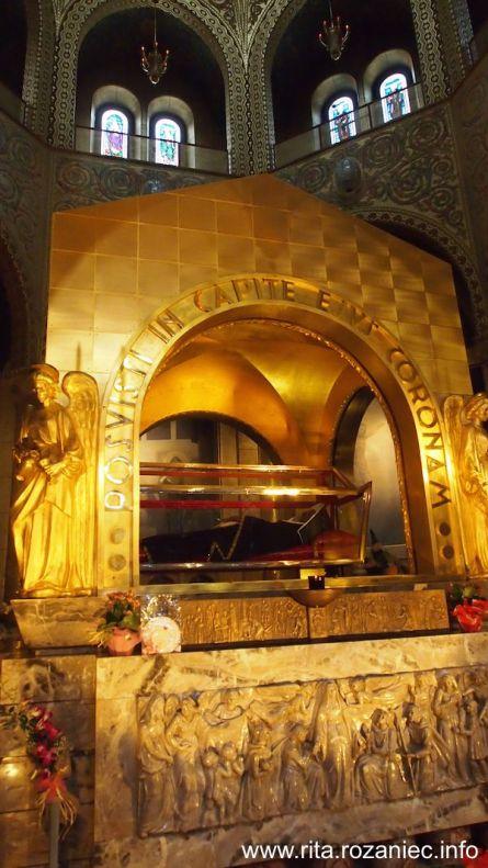 Sarkofag św. Rity