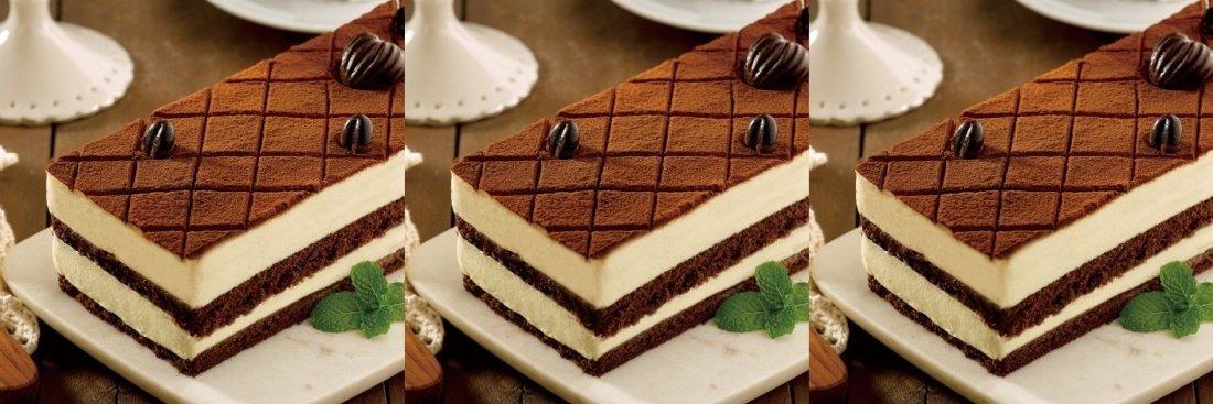 提拉蜜斯蛋糕示意圖