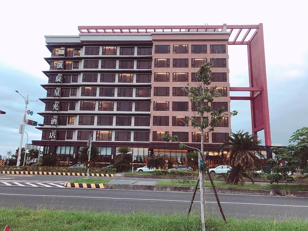 凱旋星光酒店20